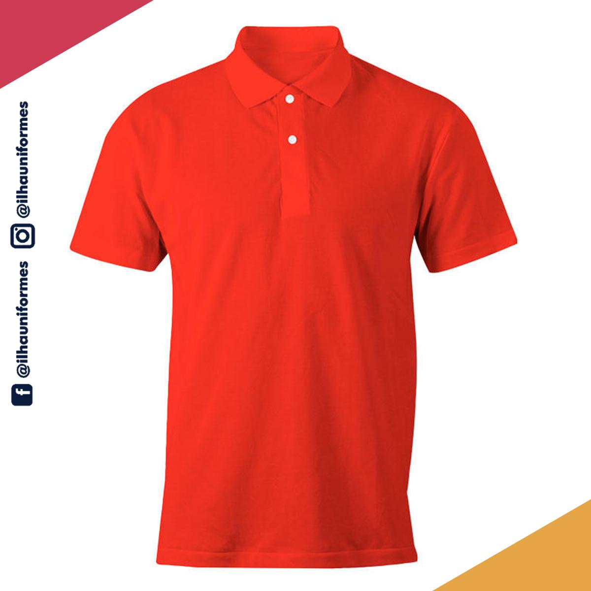 aab00780bb6 Camisa Gola Polo Dry – Ilha Uniformes