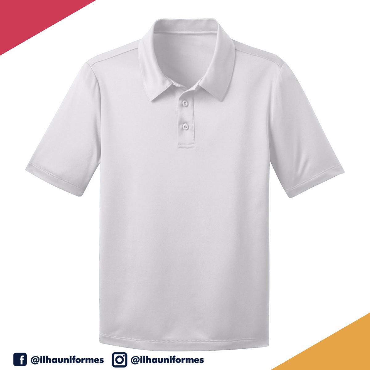 21e19258a1 Camisa Gola Polo Pique – Ilha Uniformes